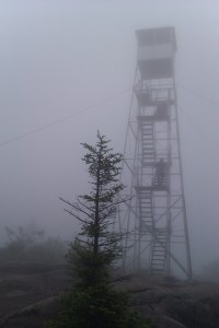 Hadley Mountain Fire Tower